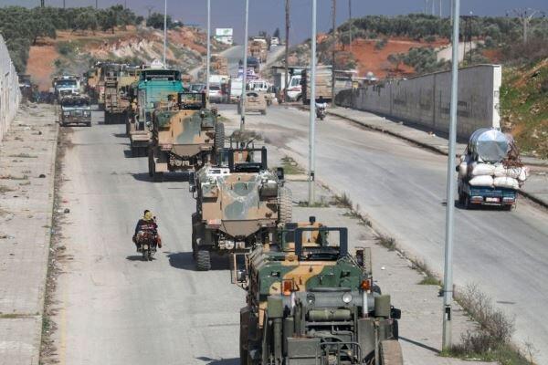 ترکیه خواهان مداخله نظامی ناتو در ادلب سوریه نیست