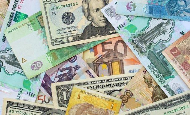 افزایش نرخ رسمی پوند و کاهش یورو ، دلار ثابت ماند
