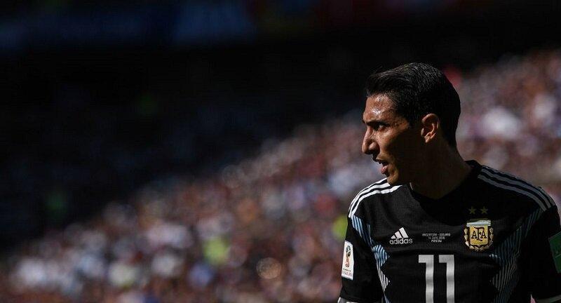 پاره کردن نامۀ رئال مادرید توسط دی ماریا