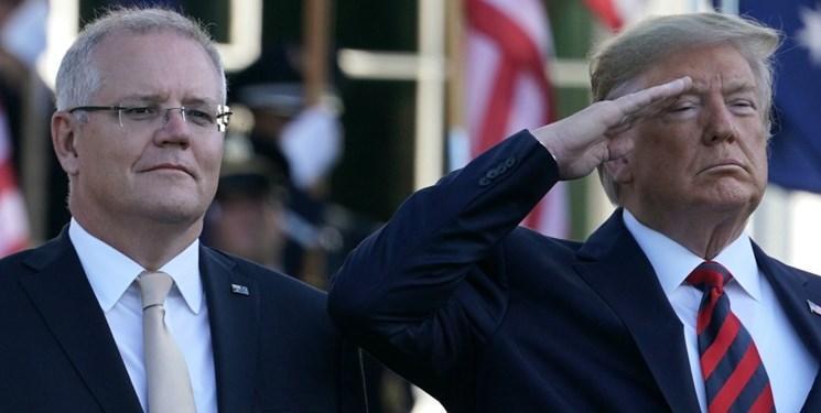 اصرار آمریکا بر آزمایشگاهی بودن ویروس کرونا، استرالیا را مستأصل نموده است