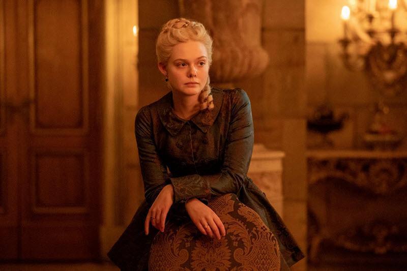 پیشنهاد دو سریال تازه در مورد کاترین کبیر: سریال The Great و Catherine the Great با بازی های ال فانینگ و هلن میرن