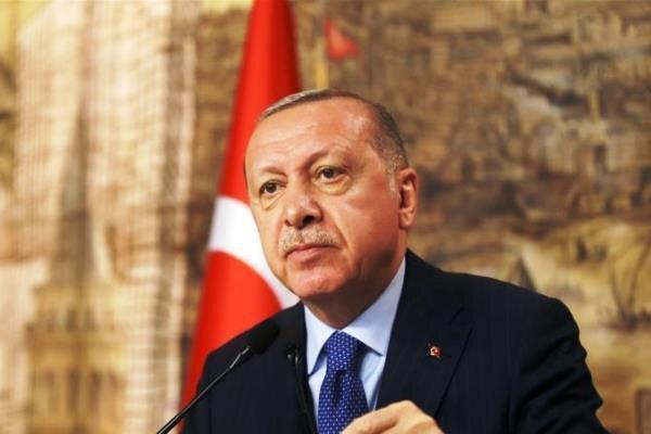 اردوغان رفتار پلیس آمریکا در قتل یک سیاهپوست را فاشیستی خواند