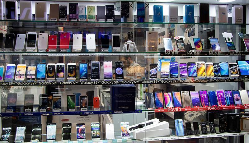 لیست موبایل های کمتر از یک میلیون تومان در بازار