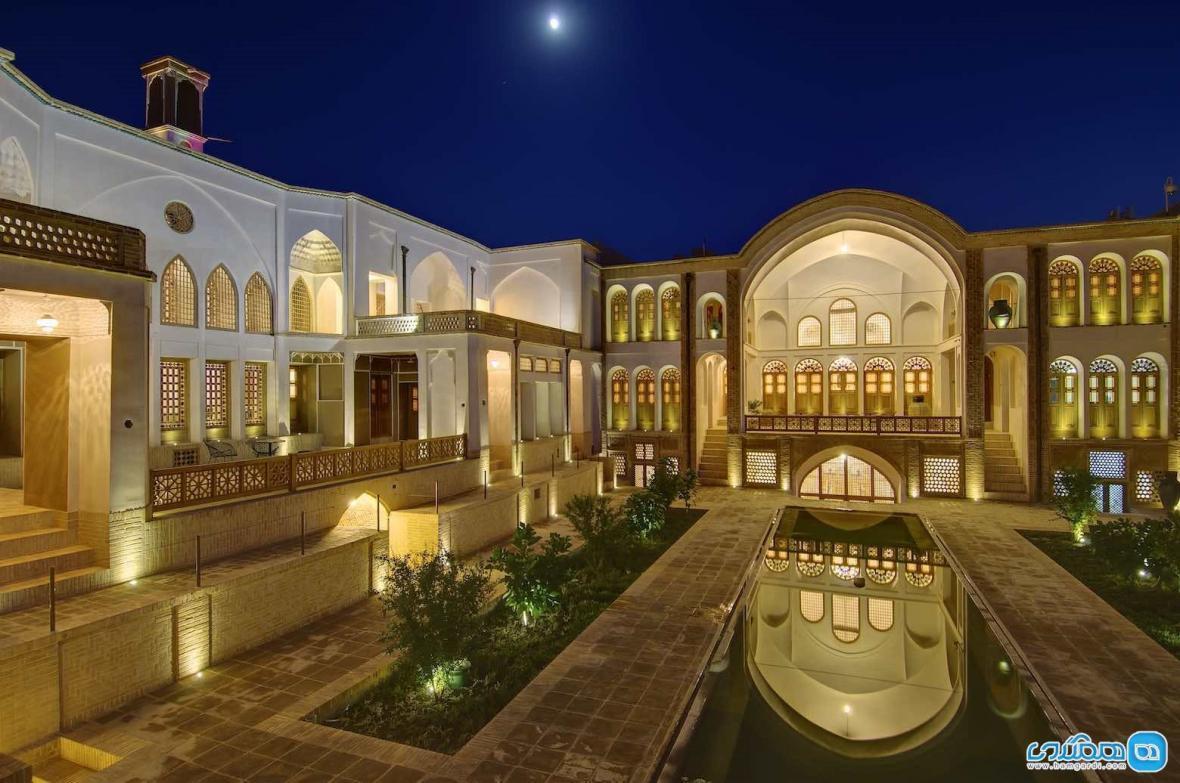 معرفی کوتاه تعدادی از معروف ترین هتل های تاریخی ایران