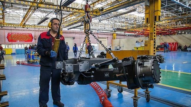 پرداخت بیش از 53 هزار میلیارد ریال برای تامین سرمایه صنایع
