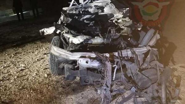 پیدا شدن خودرویی که در حمله دیشب اربیل مورد استفاده قرار گرفته بود